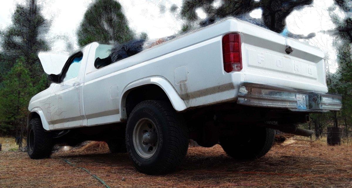 Bridgette The Truck