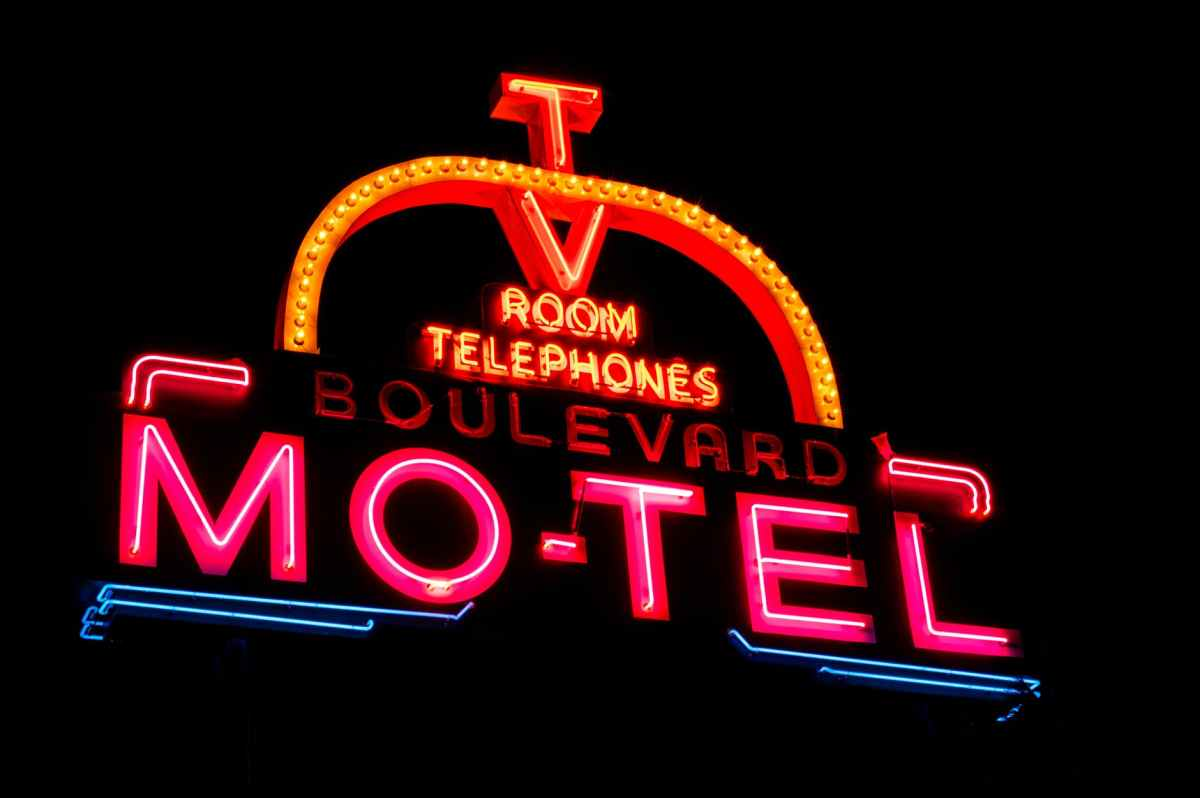 Road Trip And Motel Hell