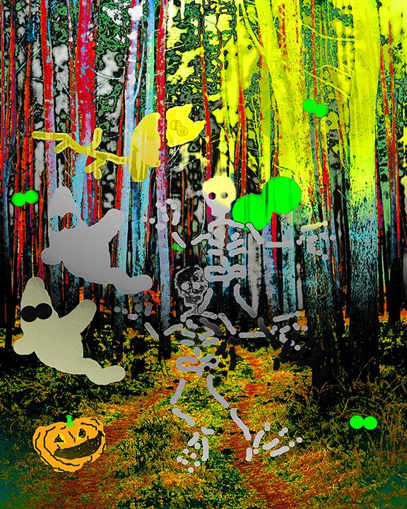 Halloween On TheRange